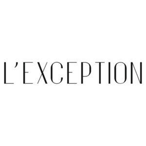 l'exception