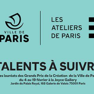 Ateliers de Paris – Talents à suivre